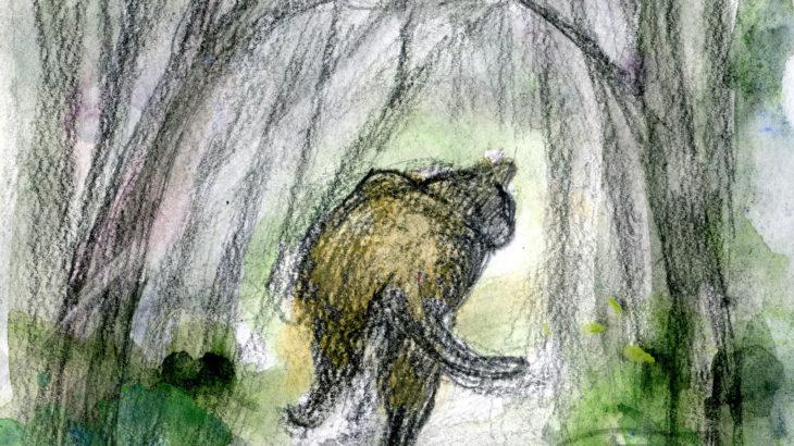 絵本半島の猫22話