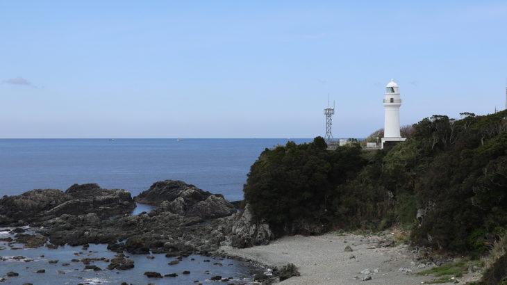 本州最南端にある潮岬灯台