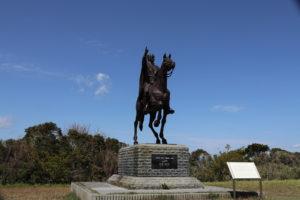 アタテュルク騎馬像
