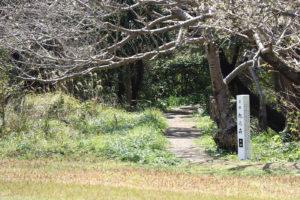 旭之森入り口