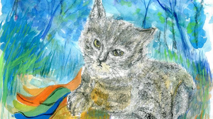 半島の猫28話